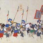 03_朝鮮国通信使絵巻(長崎県立対馬歴史民族資料館所蔵)