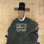 盤谷-李徳成肖像