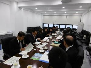 シノコー本社 訪問20151028  (5)