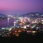 夜景(鍋冠山から)